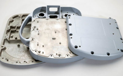 Die Casting Finish : Design Your Part For The Finish You Want