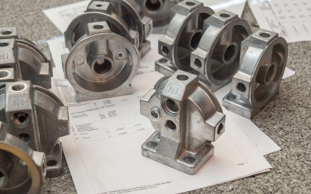 Die Casting and Part Geometry