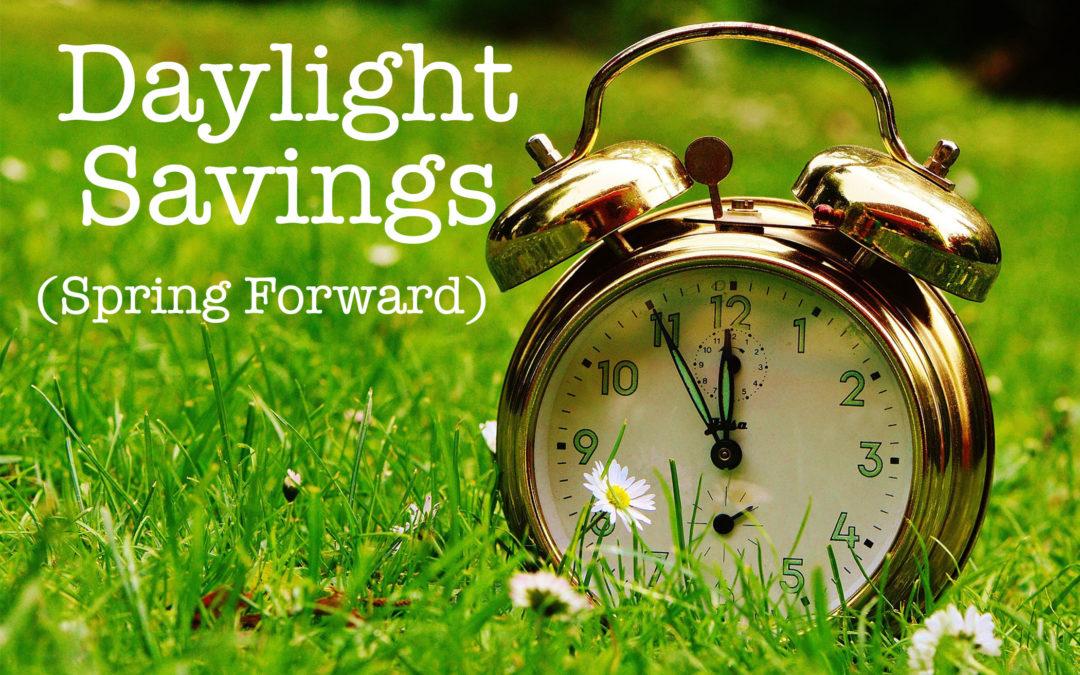 2019 | Daylight Savings