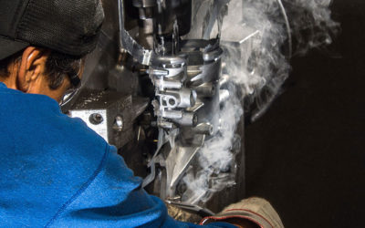 Die Casting with Aluminum – Versatility Meets High Performance