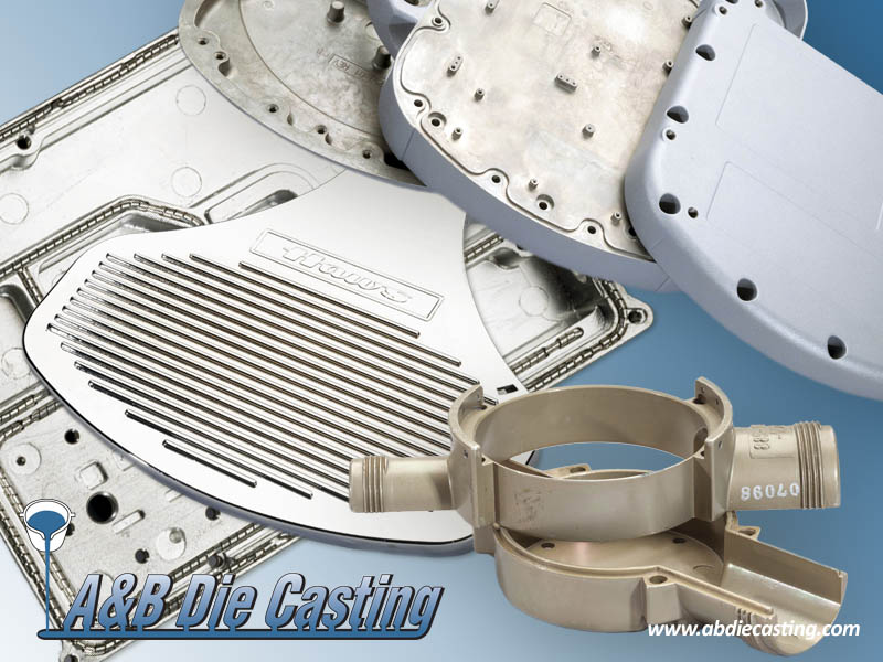 What Finish Is Right For Your Die Cast Parts? Part 3 | The Finishes that A&B Die Casting Specializes In