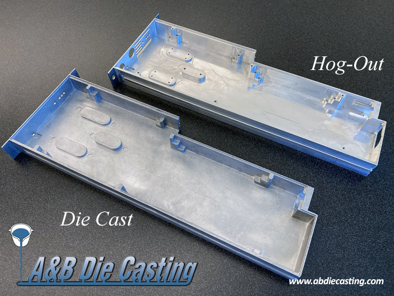 Die Castings vs. Hog-Outs