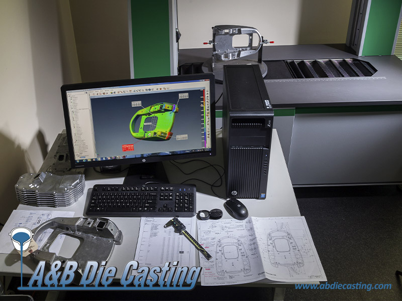 Design Geometry Considerations for Die Casting