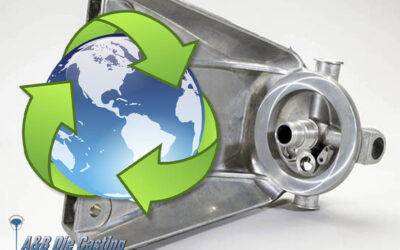 Is die casting environmentally friendly?